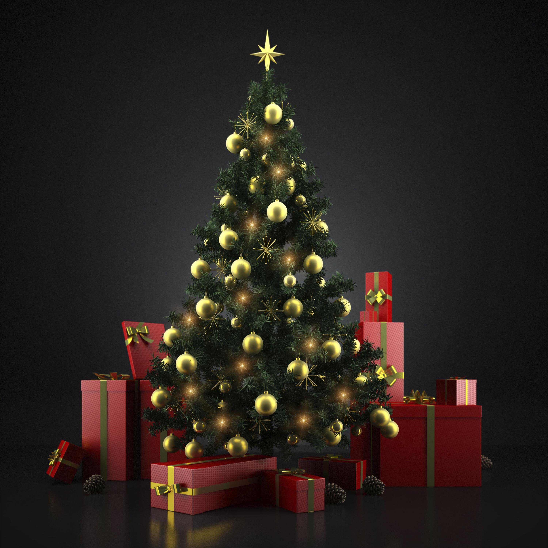 Woher stammt der brauch mit dem weihnachtsbaum